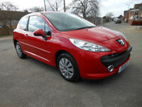 PEUGEOT 207 1.4 m play 2007, Lady owner, PRIVATE PLATE INCLUDED !!!!