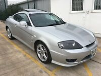Hyundai Coupe Atlantic special addition, 2.0 L, 1 owner only, full dealership history, immaculate