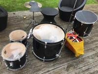 Starcaster Drum kit