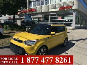 2015 Kia Soul SX Luxury, NAVIGATION, PANORAMIC SUNROOF