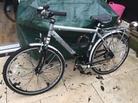 Arrow Trecking Bike, 18 speed shimano gears, used 1s, perfect condition