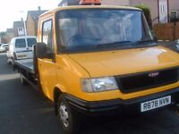 LDV CONVOY 400 2.5 TURBO RECOVERY.**FULL YEARS MOT** SELL OR SWAP