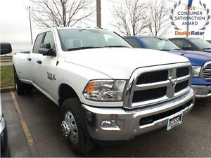 2017 Ram 3500 DEMO ONLY 1327 KMS*SLT*4X4*DUALLY*5TH WHEEL/GOOSNE