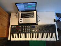 AKAI MPK61 MIDI Controller *Perfect Condition*