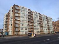 Sea View Balcony Apartment To Let in Channings, Kingsway Hove.