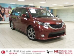REDUCED!!! 2014 Toyota Sienna SE 8-Passengers