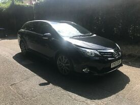 2013 Toyota Avensis FULLY LOADED MOT March 2018 FULL SERVICE HISTORY