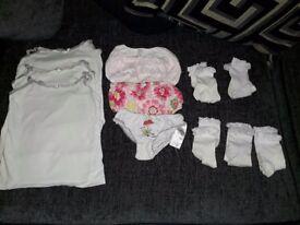 Girls underwear bundle 3-4 years