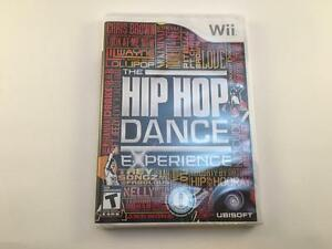 *NEW, Sealed* The Hip Hop Dance Experience [Nintendo Wii]