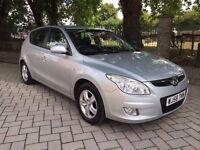Hyundai i30 1.4 Comfort 5dr£2,990 p/x welcome FREE WARRANTY. NEW MOT