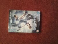 The Divergent Series ( 3 Films ) for sale.