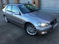 Lexus IS 200 2.0 LE 4dr Leather Alloys p/x considered 2004 (04 reg), Saloon