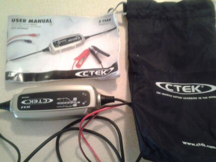 Battery Charger CTEK XS 0.8 Bongaree Caboolture Area Preview