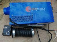 Propex Heatsource 1600 Gas Heater for Motorhome or Campervan