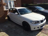 BMW 2.0 118D M Sport 3dr