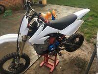 Pitbike cw160