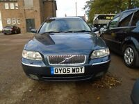 2005 REG +FULL MOT 170 BHP AUTOMATIC+ FULLY LOAD +2 KEYS FULL