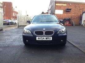 BMW5 serious 2 L petrol automatic MOT October next year very good condition for the age