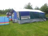 Suncamp holiday trailer tent £600 ovno