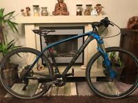 Cube Carbon Fibre Hybrid/Mountain Bike Swaps/Offers