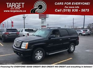 2005 Cadillac Escalade Loaded; Leather, 7-Pass, Drives Great and
