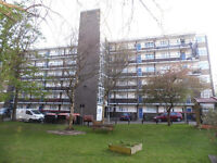 Two Double Bedroom Flat, Second Floor, Available Now!