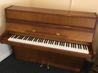 Reconditioned Hansler Upright Piano