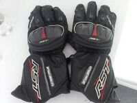 RST TracTech Gloves in vgc.