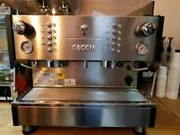 Gaggia XD and Grinder in great condition