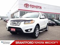 2010 Hyundai Santa Fe Limited Check out the Video, 90 Days No Pa