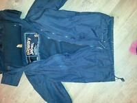 Superdry The Windcheater jacket size small mens