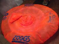 Zoggs trainer seat 11-15kg