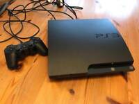 Sony PlayStation PS3 games console