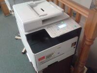 Canon MF8000 UFRII LT Printer, Scanner & Fax for sale but BROKEN