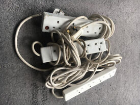 3 x 4 GANG EXTENSION LEAD extension lead cord