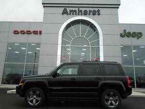 2015 Jeep Patriot HIGH ALTITUDE 4x4 w/sunroof