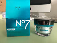No. 7 Protect and Perfect Intense Advanced Night Cream