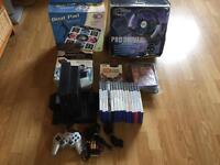 PlayStation 2 console and extras. Ps2 job lot