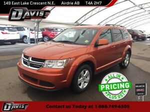 2011 Dodge Journey Canada Value Package CRUISE CONTROL, CD PL...