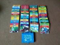 61 Thomas the Tank Engine Books