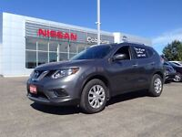 2014 Nissan Rogue S Cruise control, Bluetooth, Back up camera
