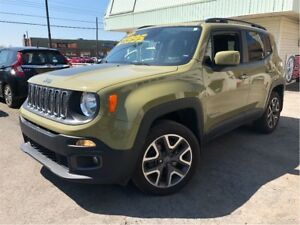 2015 Jeep Renegade North 4x4 BACK UP CAMERA