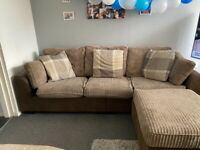 3 seater sofa/corner sofa