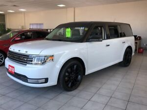 2018 Ford Flex Limited AWD-LEATHER  SALE PRICED