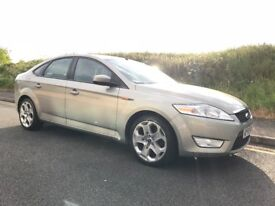 Ford Mondeo 1.8 TDCi Zetec 5dr - FSH+LONG MOT+CRUISE CONTROL+PARKING SENSORS