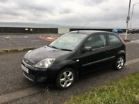 Stunning Ford Fiesta 1.2 full mot low miles (Corsa Clio polo fiat Vauxhall Renault criterion peugeot