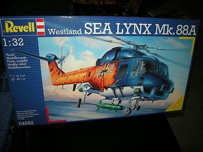 1:32 Revell Westland Sea Lynx Mk.88A Nr. 04652 OVP