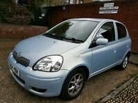 Toyota yaris T spirit 1.3 petrol manual