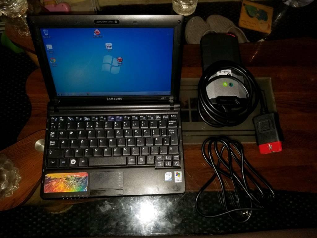 Professional Diagnostic Scanner Laptop Car Wow Wurth Delphi ABS DPF REGEN  EML SRS PCO GILERA | in London Bridge, London | Gumtree