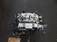 2002-2005 TOYOTA COROLLA 2.0 TURBO DIESEL 1CD-FTV COMPLETE ENGINE WITH GEARBOX 88,000 MILEAGE
